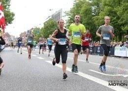 Mette-Bjerregaard-Aarhus City Halvmarathon