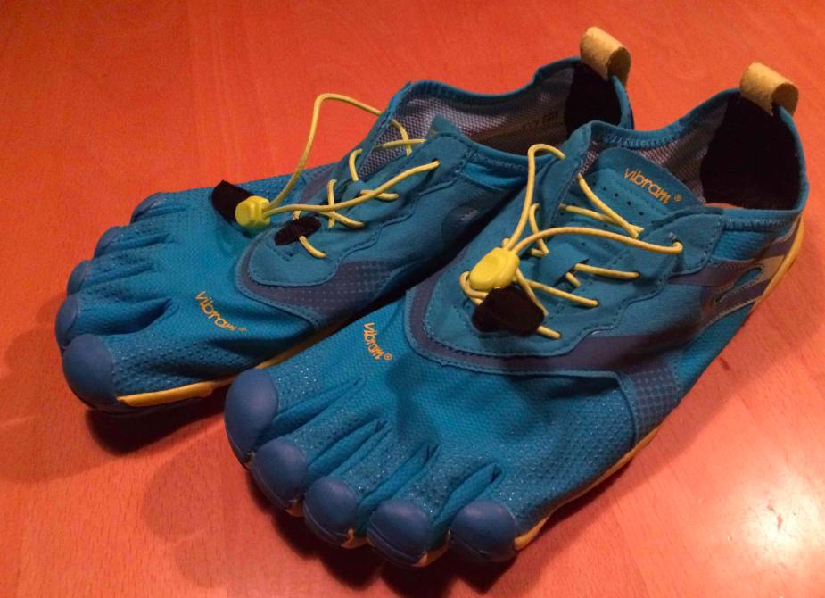 Fra 100 meter til 65… km i flade sko