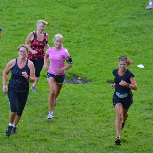 RunningNow løbeklub Risskov