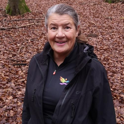 Helga Møller - StrongWalk
