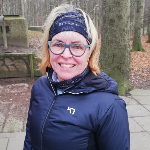 Jette Holmriis - TrailWalk