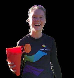Kristine Holm Laursen - træner i RunningNow