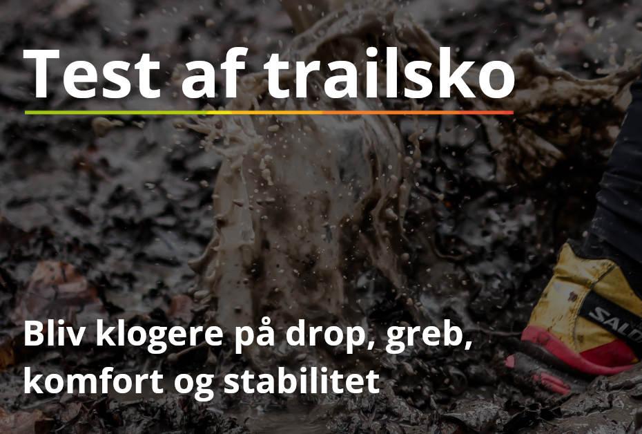 Test af trailsko