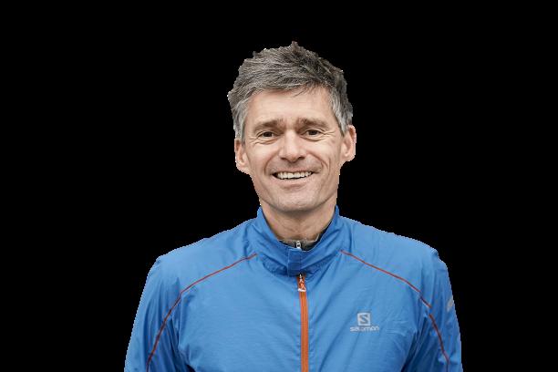 Løbetræner Michael Oreby Eriksen