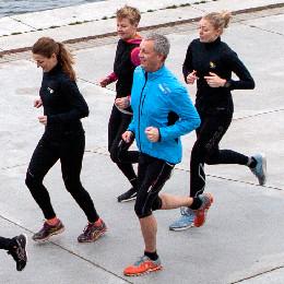 RunningNow - løbetræning for virksomheder